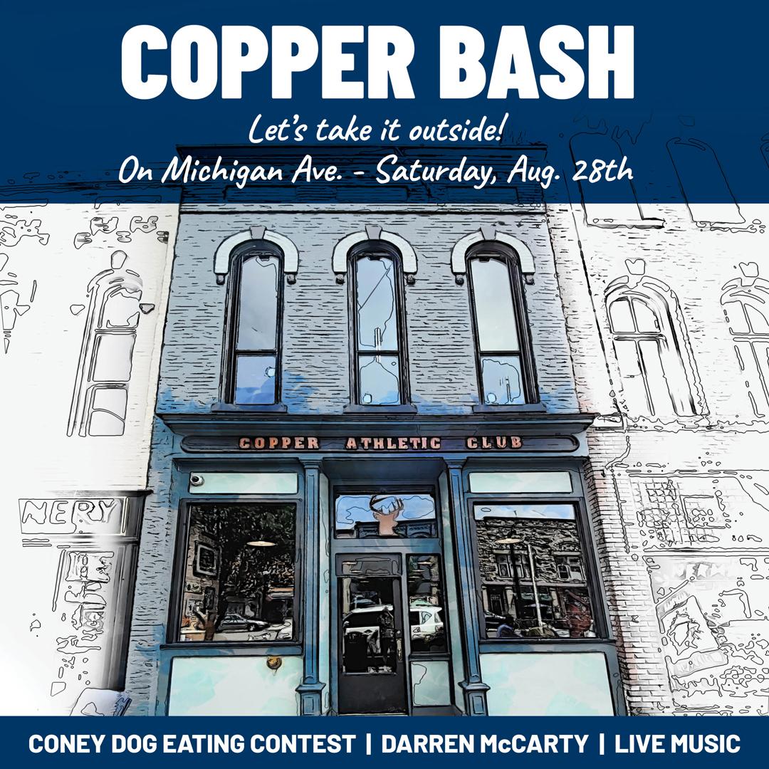 Copper bash